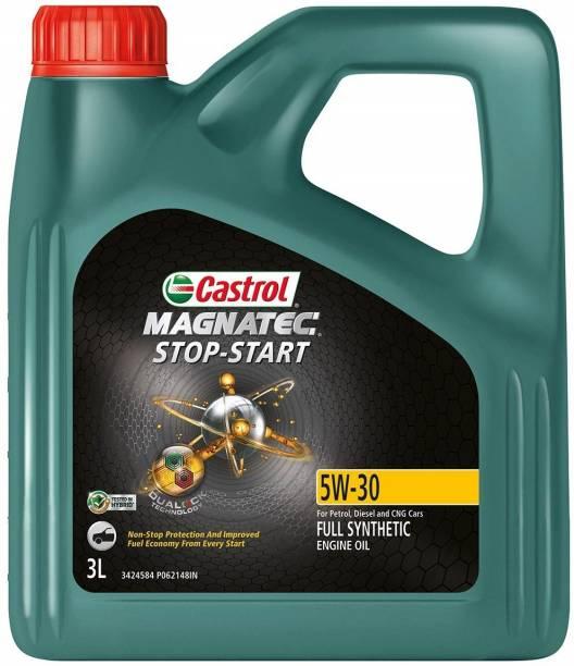 Castrol Magnatec STOP-START 5W-30 API SN Full Syhthetic Full-Synthetic Engine Oil