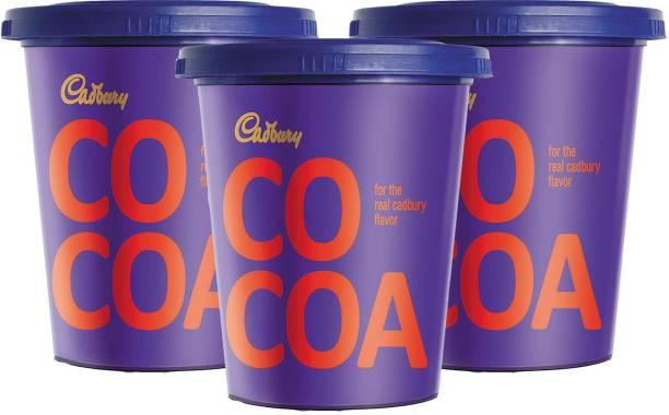 Cadbury Cocoa Powder 150 G Cocoa Powder (Pack of 3) Cocoa Powder