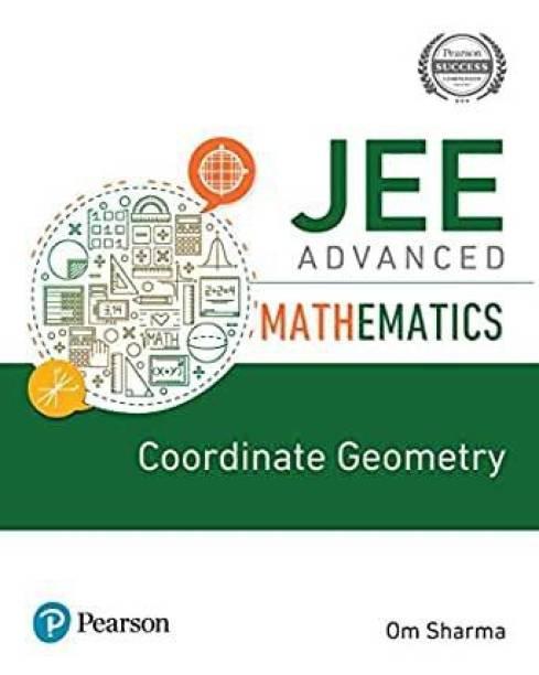 JEE Advanced Mathematics - Coordinate Geometry by Pearson