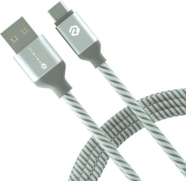 Primiu P10 2.4 A 1.8 m USB Type C Cable