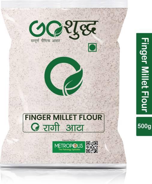 Goshudh Finger Millet Flour