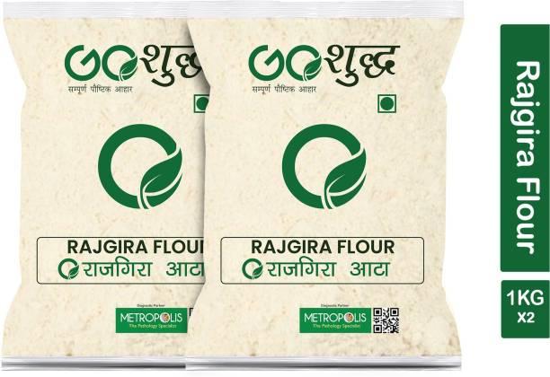 Goshudh Premium Quality Rajgira Atta (Amarnath Flour)-1Kg