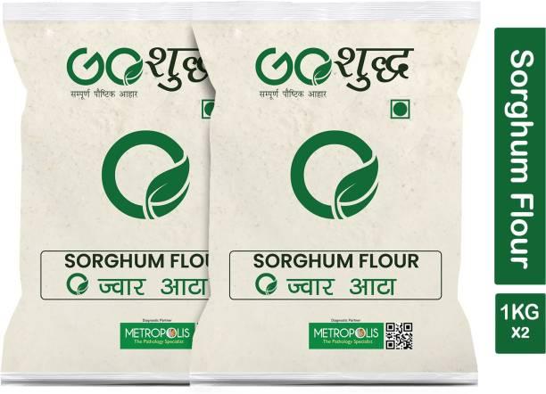 Goshudh Premium Quality Jowar Atta (Sorghum Flour)-1Kg