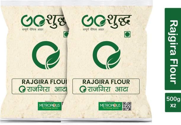 Goshudh Premium Quality Rajgira Atta (Amarnath Flour)-500gm
