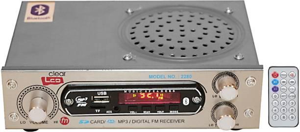 CLASSIC GOLD IPL AC/DC Multimedia Speaker with Bluetooth, USB, SD Card, Aux FM Radio FM Radio