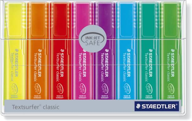 STAEDTLER 364-PWP8 Classic Highlighter