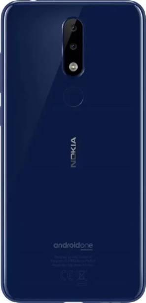 Farcry Nokia 5.1 Plus Back Panel