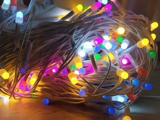 Shopping Dust 2000 inch Multicolor Rice Lights