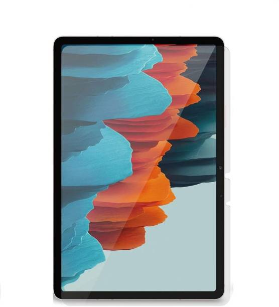 TECHSHIELD Edge To Edge Tempered Glass for Samsung Galaxy Tab S7 11 inch