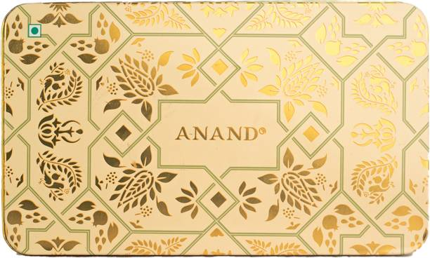 Anand Royal Baklava - Assorted Tarts with Imported Nuts & Pure Ghee Dipped in Honey Syrup Tin