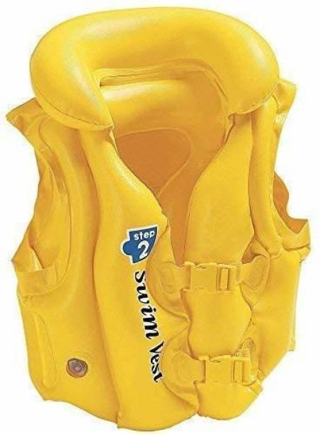 AVADHI FASHION Swimming Vest Kids Boys and Girls Life Jacket for (6-9 Years) Swim Floatation Belt