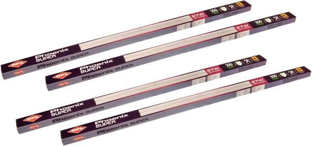 HPL Phoenix Plus LED Batten 27W CDL Pack of 4 Straight Linear LED Tube Light