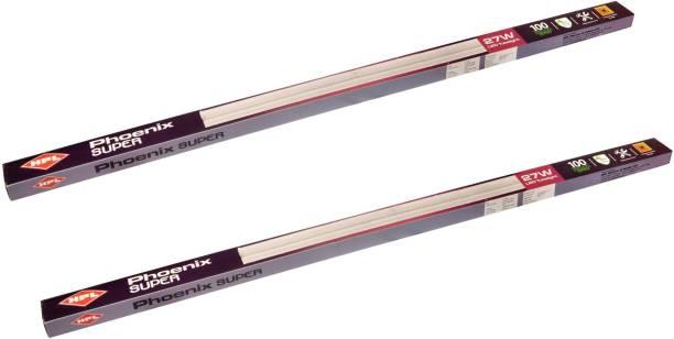 HPL Phoenix Plus LED Batten 27W CDL Pack of 2 Straight Linear LED Tube Light