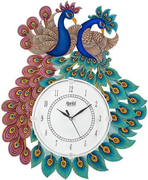AJANTA Analog 40 cm X 33.5 cm Wall Clock