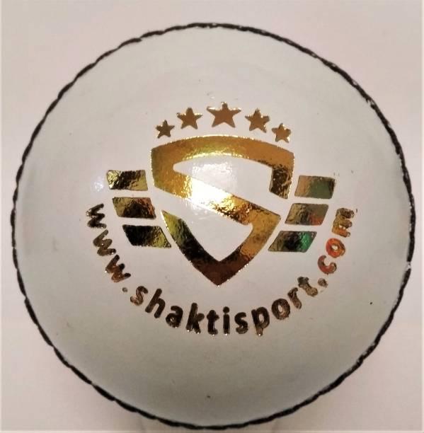 shakti sports industries Club01 Cricket Leather Ball