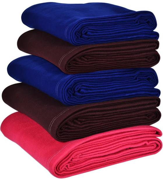 Katariyasons Printed Single Fleece Blanket