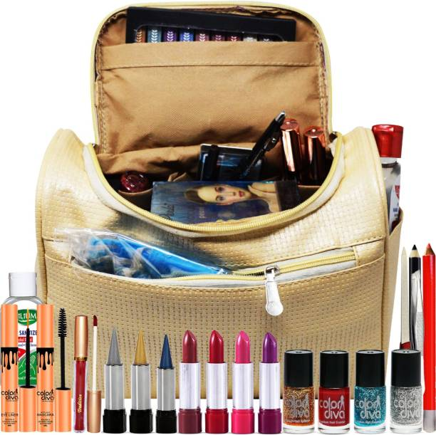 Color Diva Perfect Looking Makeup Combo, Pack of 20, (GC1356)