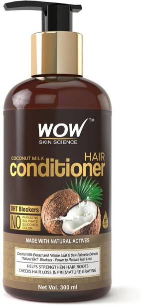WOW SKIN SCIENCE WOW Coconut Milk Conditioner