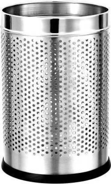Aleeza creations ALEEZA CREATIONS DUSTBIN Steel Dustbin