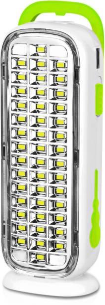 Make Ur Wish High Range Solar 44 SMD Home Solar Emergency Light Lantern Emergency Light