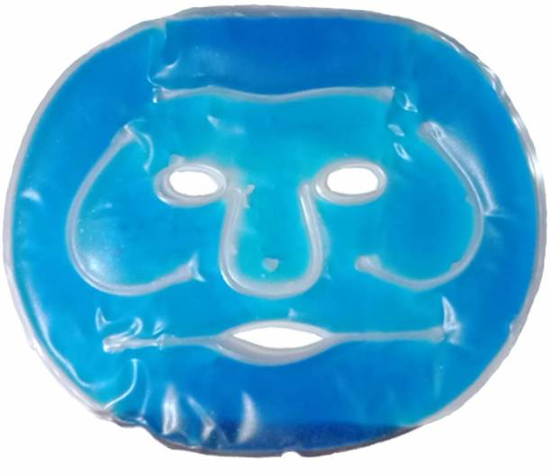 h&d craft Ice therapy for Face DX-25-HD Cooling Gel Mask(PACK OF 1)  Face Shaping Mask