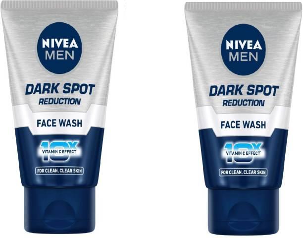 NIVEA Men , Dark Spot Reduction, Face Wash