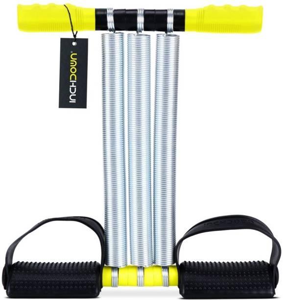 Inchdown Tummy Trimmer Triple Spring Ab Exerciser For Men & Women Gym & Fitness Kit
