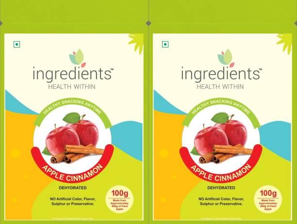INGREDIENTS Apple Cinnamon Apples