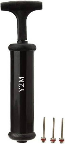 Y2M Football Pump , Basketball Pump, Volley ball Pump with 3 needle Football Pump, Volleyball Pump, Basketball Pump, Handball Pump Pump