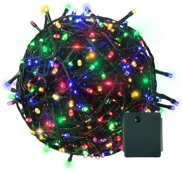 OMSAI 2362 inch Multicolor Rice Lights