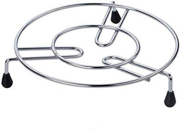 Pass Pass Stainless Steel Round Pot Steaming Stand Steaming Stand Trivet