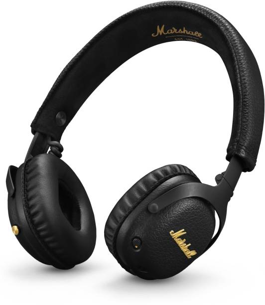 Marshall Mid ANC BT Active noise cancellation enabled Bluetooth Headset