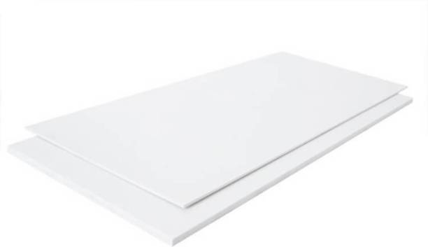 Signkart PVC Rigid sheet plain white- 3 mm, pack of 2 30 cm Acrylic Sheet