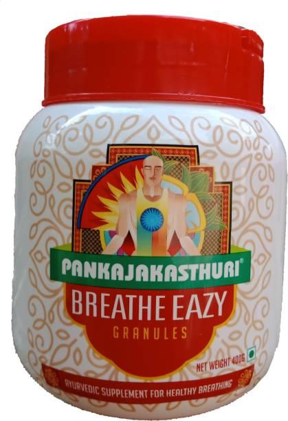 PANKAJAKASTHURI BREATH EAZY 400GMS