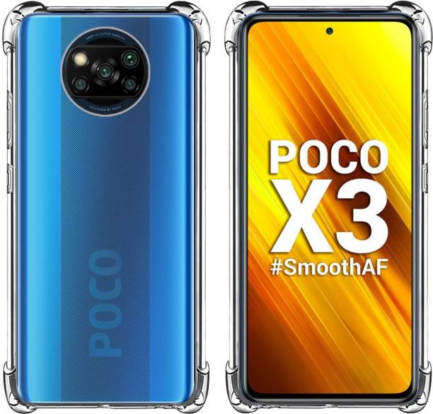 CHVTS Back Cover for POCO X3