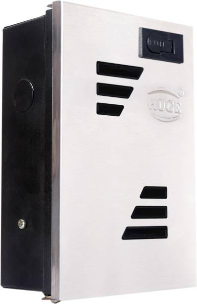 Huge 4 Way SPN MCB Box, Double Door MCB Distribution Board, Stainless Steel Distribution Board