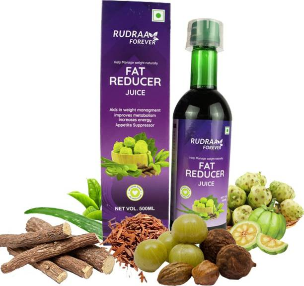 RUDRAA FOREVER Fat Reducer Juice|Help to Reduce your weight Naturally