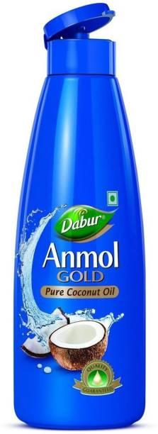 Dabur ANMOL PURE COCONUT OIL 500 ML (PACK OF 1) Hair Oil