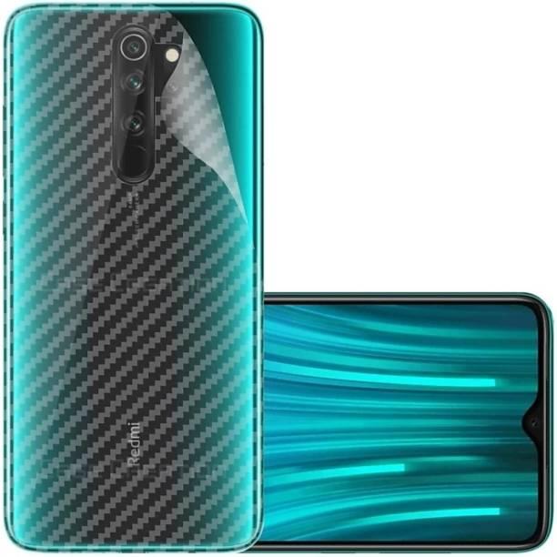 TELME MOBILE Premium Back Skin Transparent Mi Redmi 8 Mobile Mobile Skin