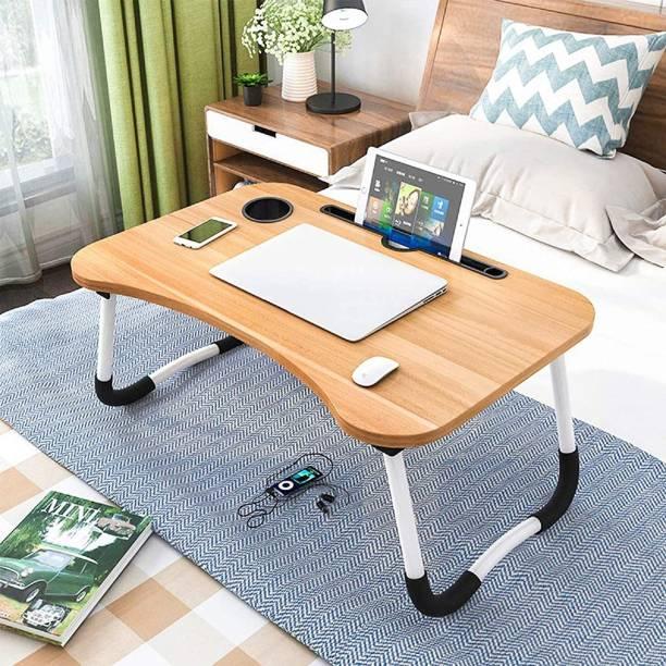 Torexo Wood Portable Laptop Table