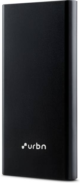 URBN 10000 mAh Power Bank (18 W, Power Delivery 3.0, Quick Charge 3.0)