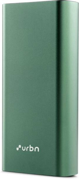 URBN 20000 mAh Power Bank (18 W, Power Delivery 3.0, Quick Charge 3.0)
