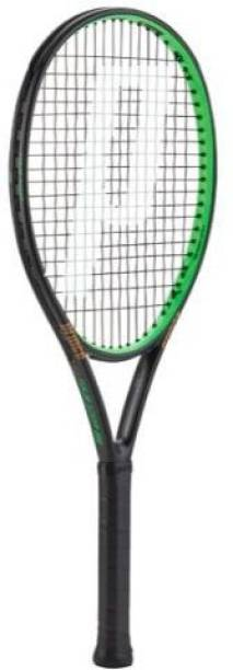 PRINCE Tennis Racquets Junior Performance 19 Tour 100P 26 Black, Green Strung Tennis Racquet