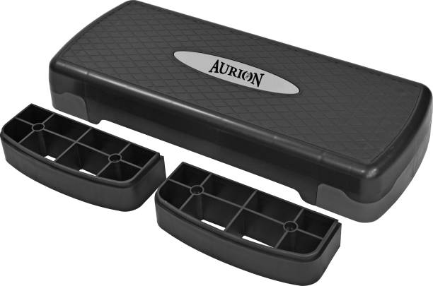 Aurion Fitness Imported aerobic Stepper for fitness, gym and health 68cm small Stepper Stepper