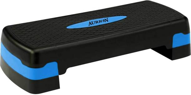 Aurion Adjustable Aerobic Step Exercise Cardio Yoga Workout Fitness Gym Machine Step Stepper