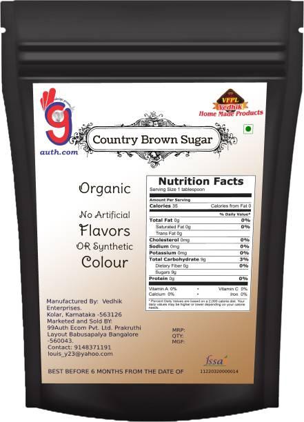 99Auth Genuine Original Zero Mixing 250g Pure Natural Country Sugar Sugar