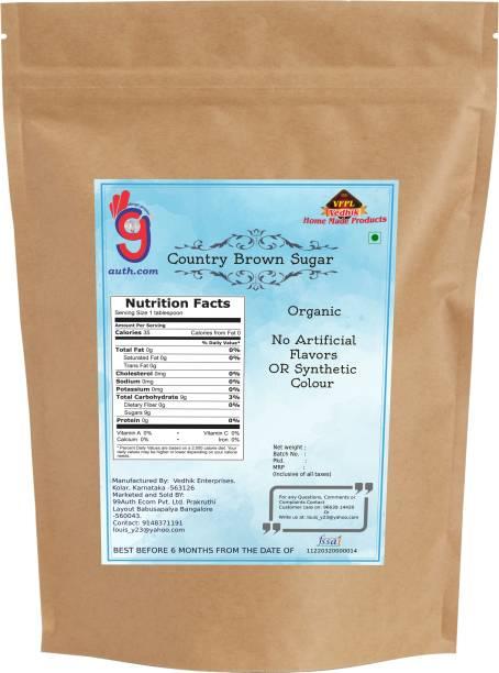 99Auth Brown Sugar 250g Country Brown Sugar Pure Natural Organic Sugar