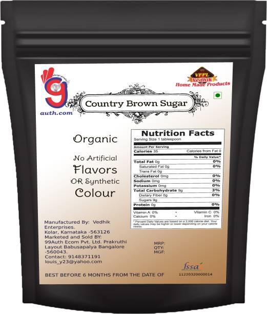 99Auth Genuine Original Zero Mixing 600g Pure Natural Country Sugar Sugar