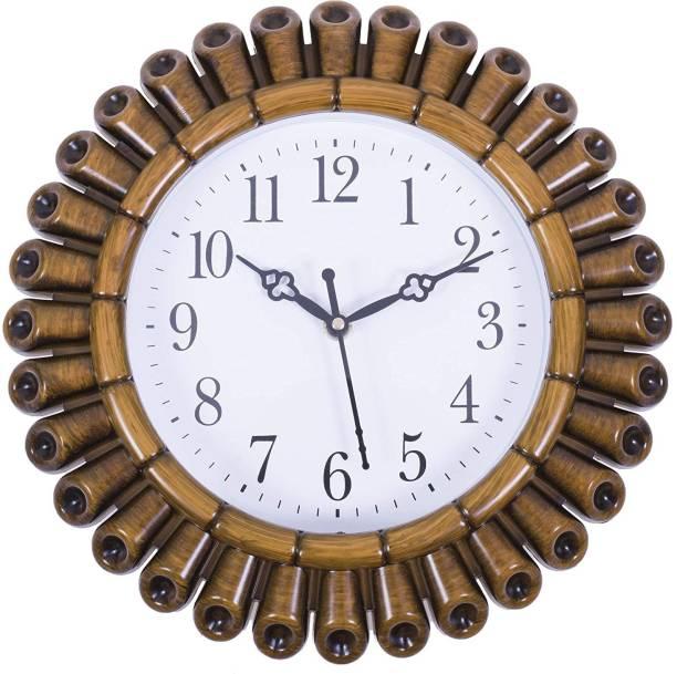 BIG BANG CREATIONS Analog 28 cm X 28 cm Wall Clock