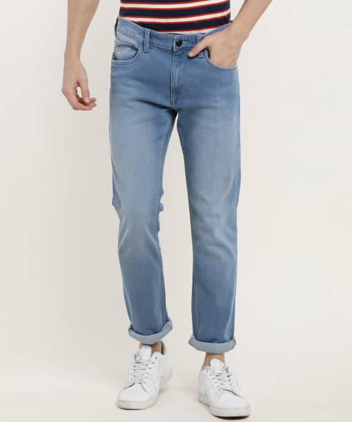 U.S. POLO ASSN. Skinny Men Blue Jeans